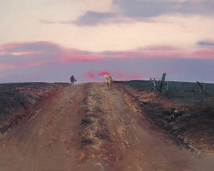 楊國際藝術中心北京798【人生之路與光線】李榮熙個展