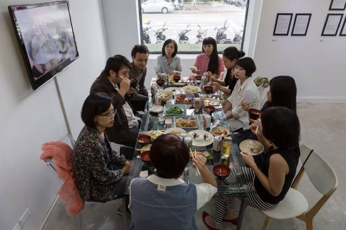 20141128-戴翰泓餐會