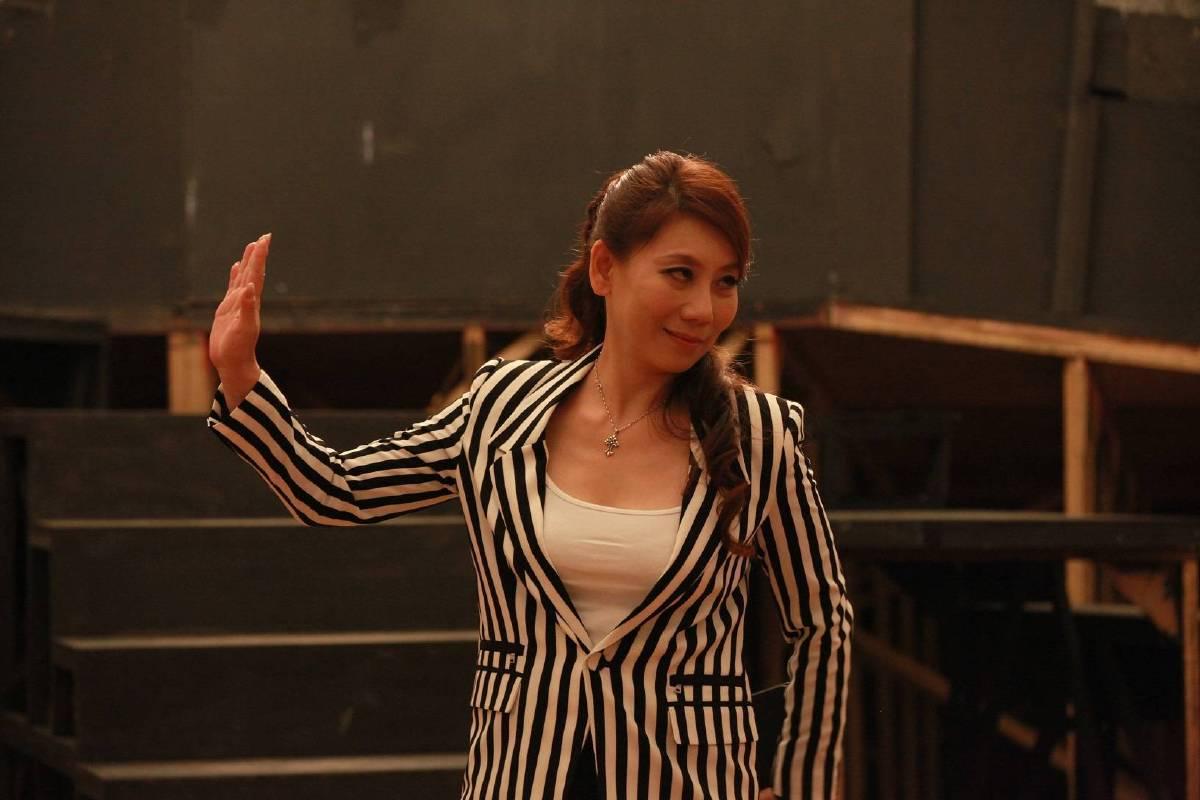 知名實力派演員郎祖筠小姐首度參與歌劇演出