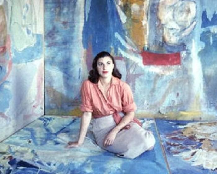 12月12日 Helen Frankenthaler 生日快樂!