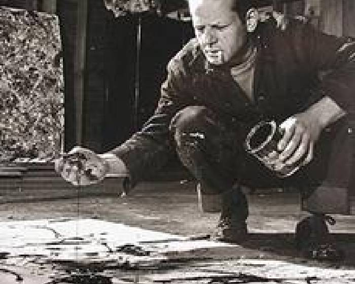 01月28日 Jackson Pollock 生日快樂!