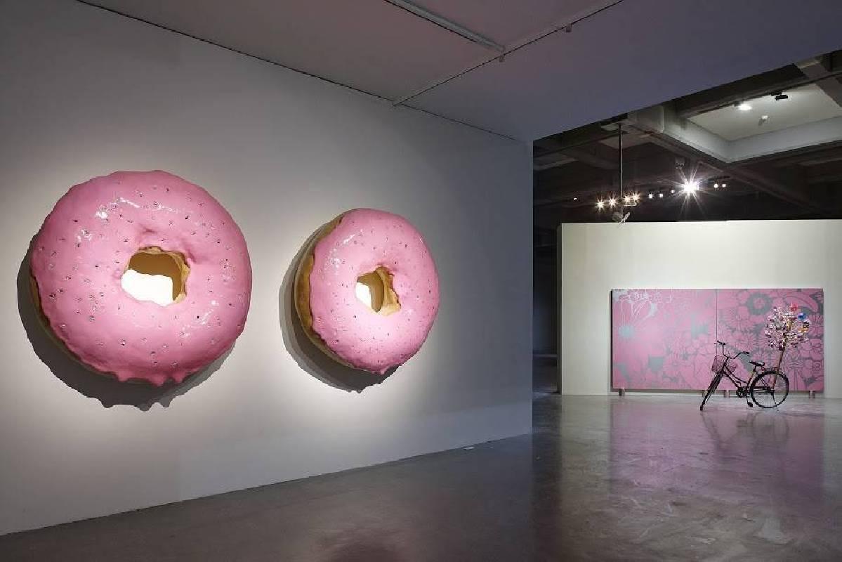 李明學,甜甜圈,2015