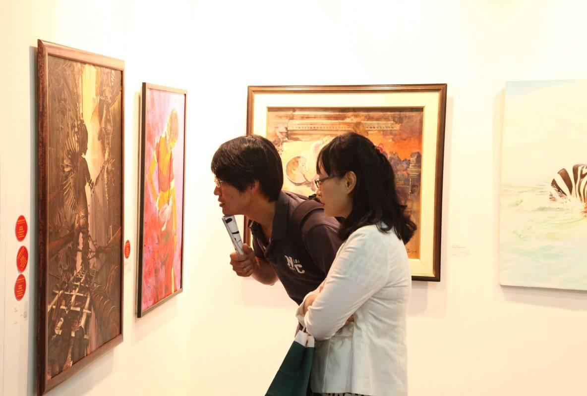 第五屆台北新藝術博覽會將於世貿三館5月8日盛大開展