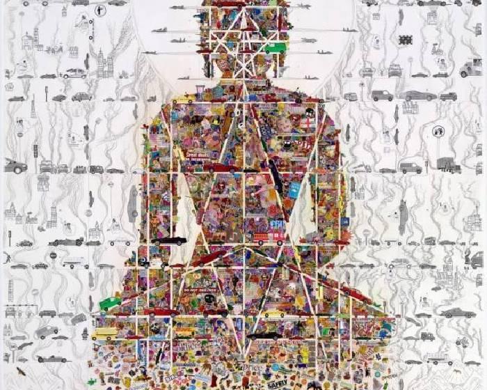 佛化萬相 西藏藝術16號開展