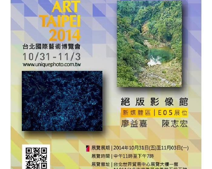 絕版影像館【2014台北國際藝術博覽會】
