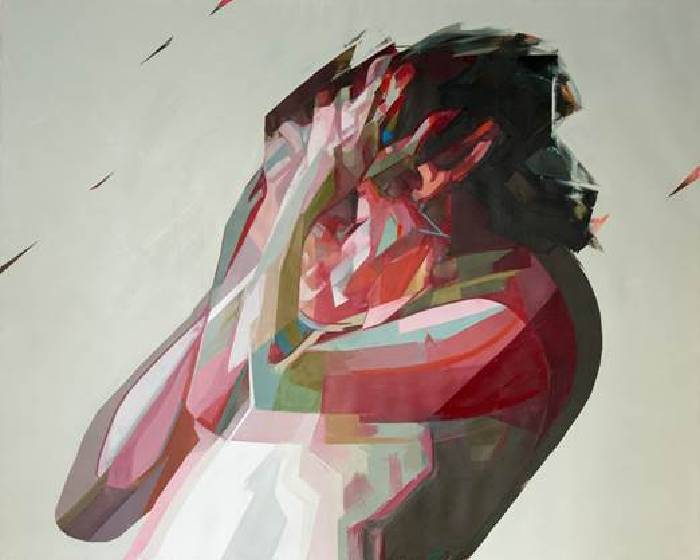 Ben Brown Fine arts【 註定】西蒙‧伯爾奇畫展