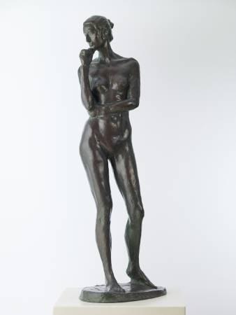 蒲添生,《懷念》,1981。