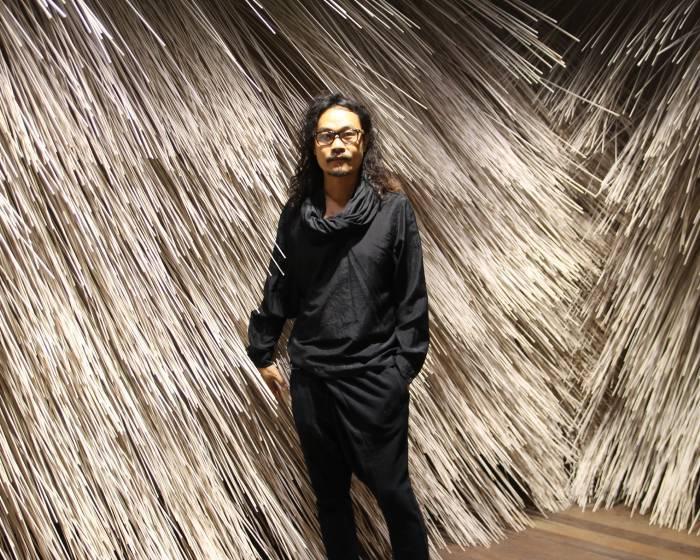 台北當代藝術館:【兩个习】游文富個展