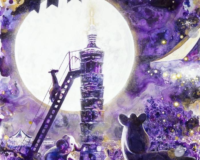 浮夢激流 捕捉城市光影