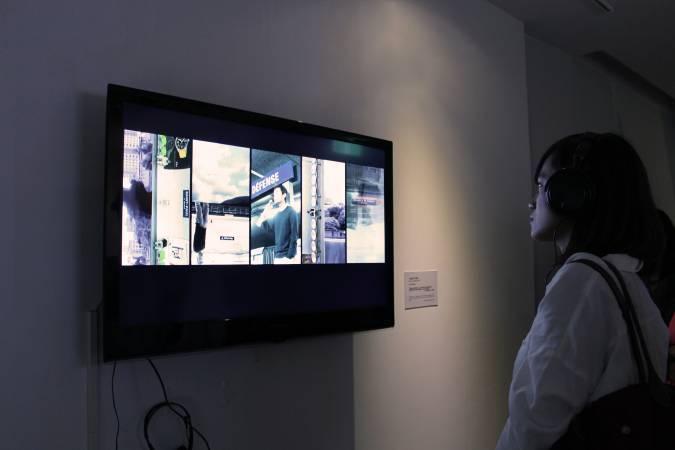 周東彥,《迷走地下計畫》。圖/非池中藝術網攝。