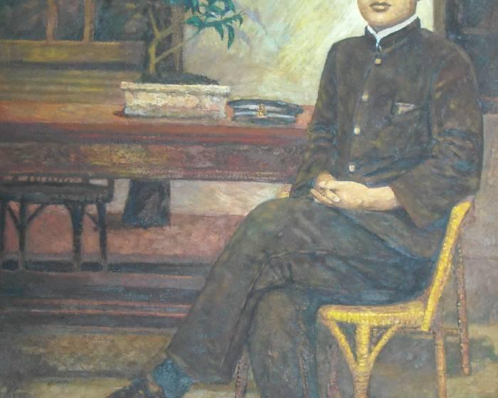國立國父紀念館【自覺年代】蔣渭水歷史留真油畫巡迴展