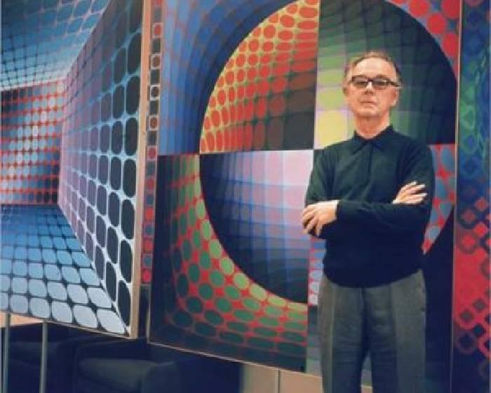 04月09日 Victor Vasarely 生日快樂!