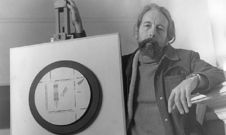 英國藝術家傑克.史密斯。
