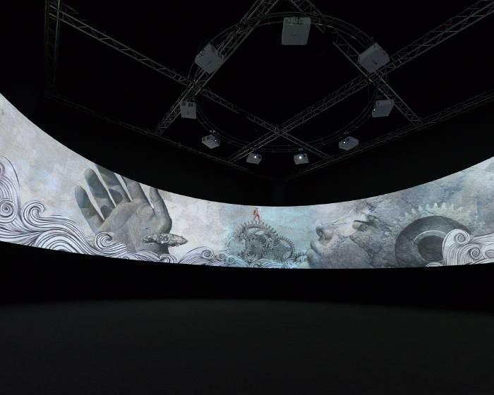 國立臺灣美術館【放大洋】奧德賽號的隱航誌