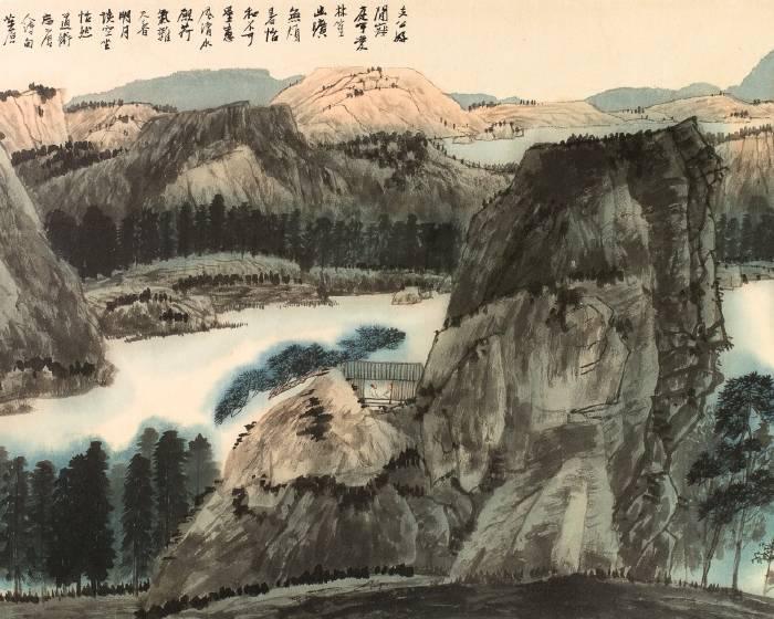 帝圖春拍 台灣書畫字畫表現亮眼