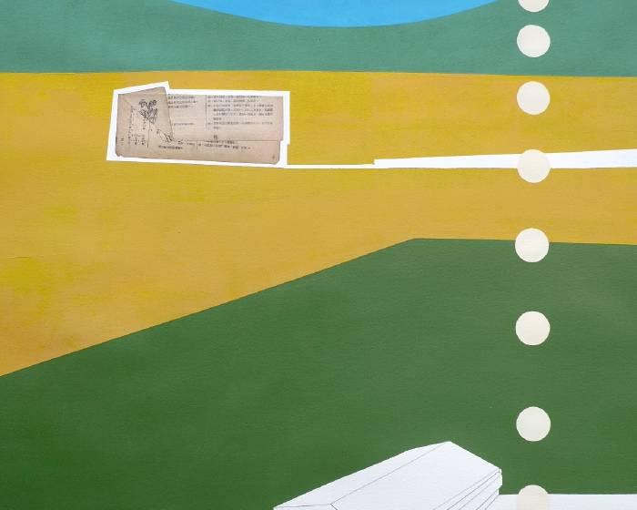 綠境藝廊【描寫城市】郭弘坤HKUN藝術創作個展