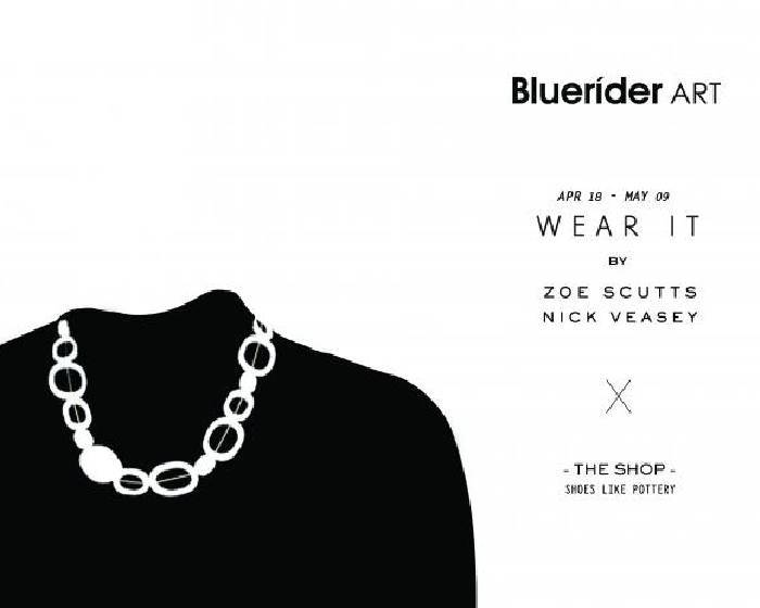 Bluerider ART【The Shop】臨時概念店