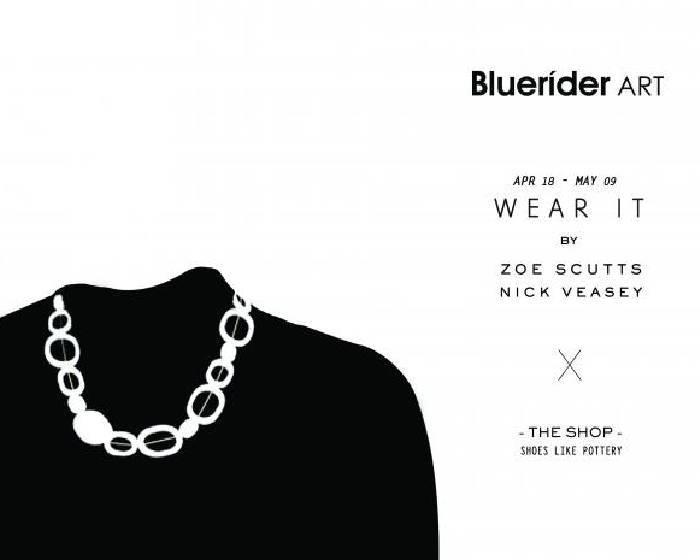 Bluerider ART【The Shop】臨時概念店
