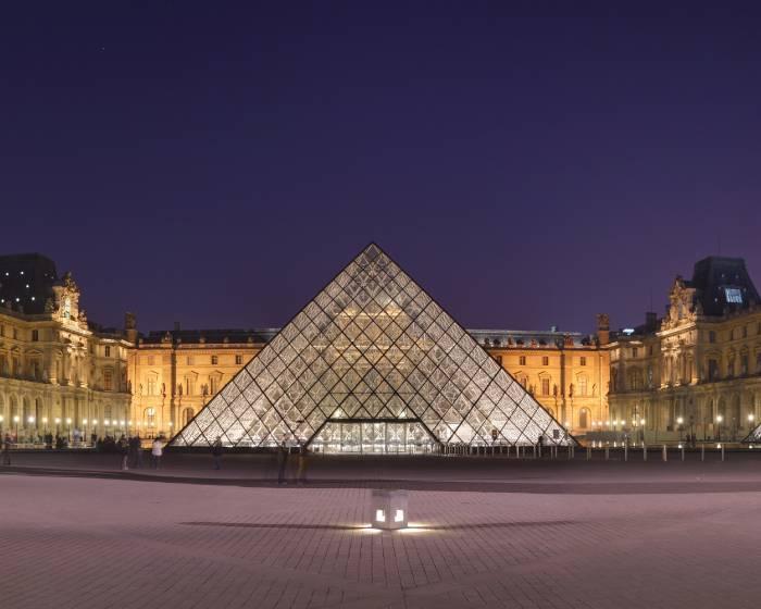 羅浮宮全球訪客人數  連7年冠軍