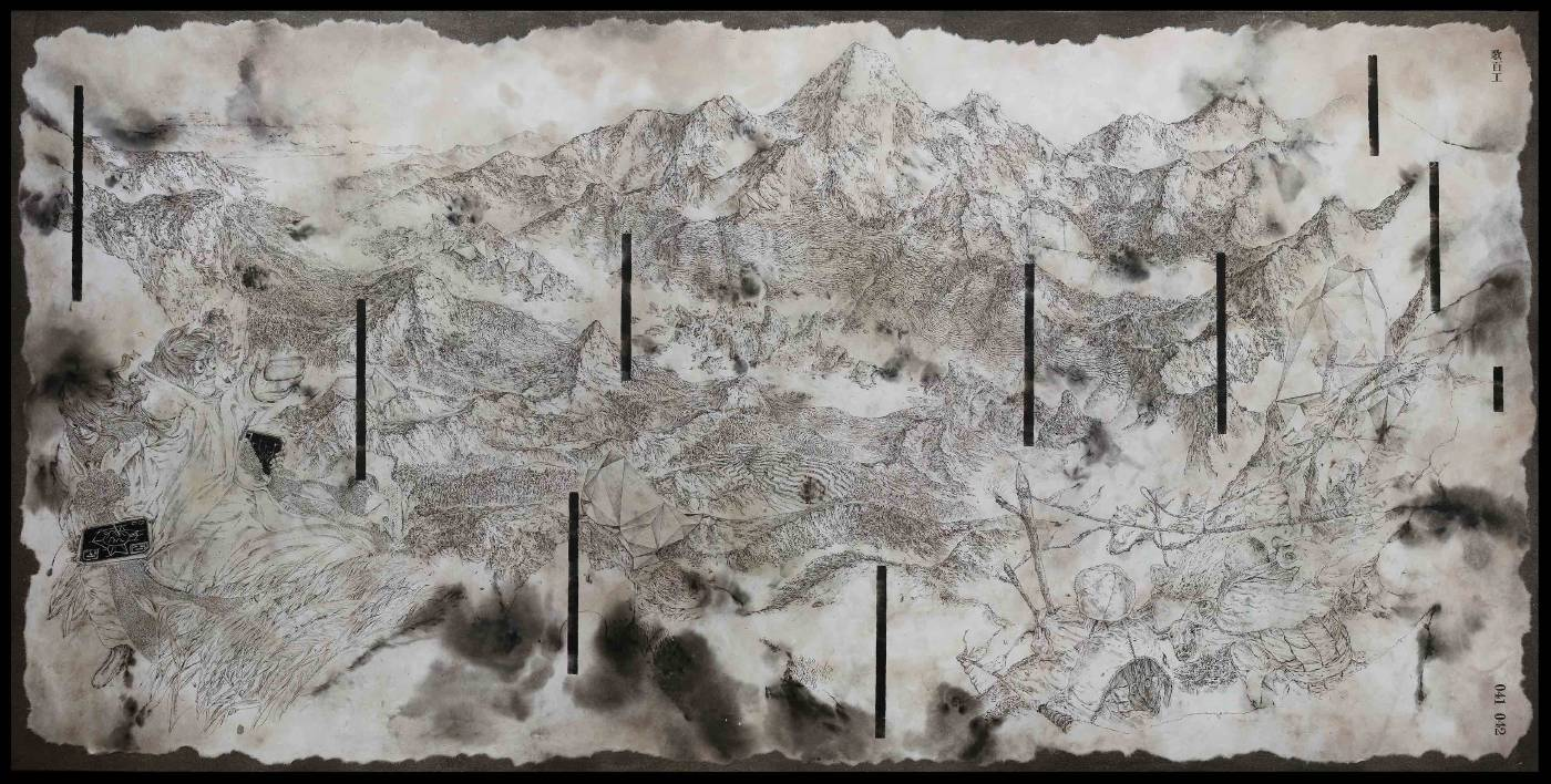 張致中,《有龍在田》,2015