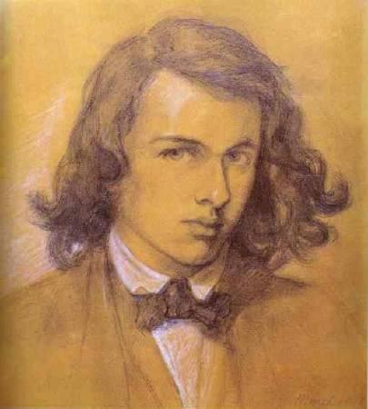 Dante Gabriel Rossetti,1847。