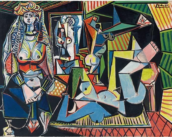 打破拍賣史紀錄  畢卡索畫作54億成交