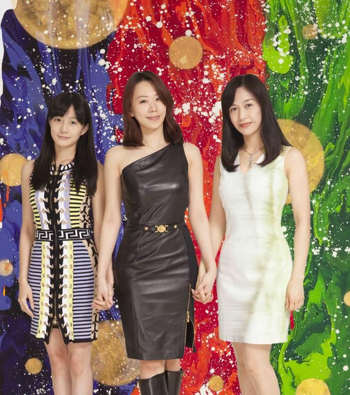 創作三人組「Ma Sing Ling 瑪馨玲」受邀參加第56屆威尼斯雙年展會外展。