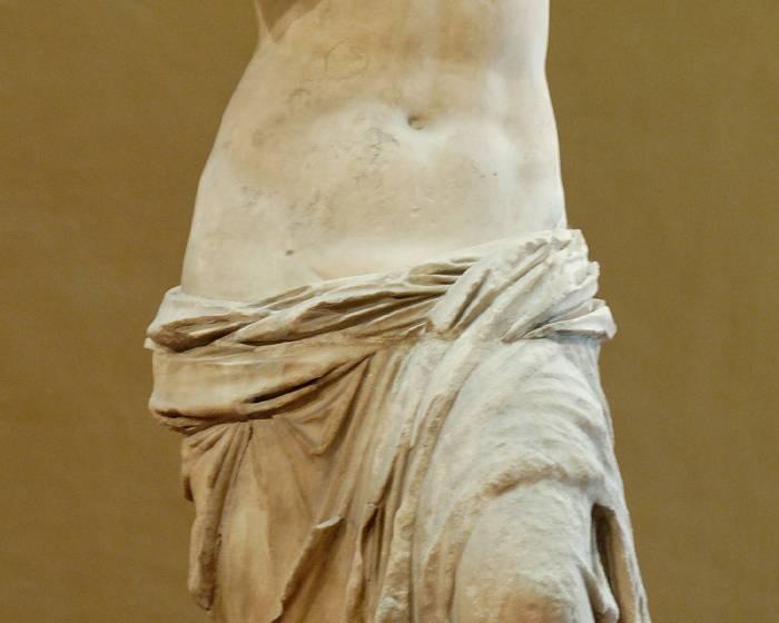 米洛維納斯真實身份? 藝術史之謎解密