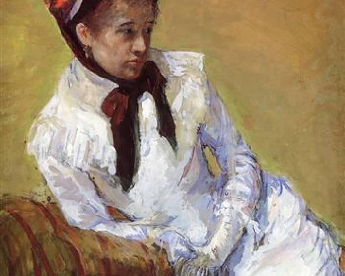 05月22日 Mary Cassatt 生日快樂!