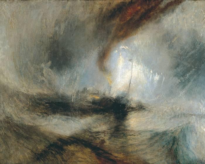 光之畫家  穿越時代巨浪的透納【透納先生的世紀回眸 系列專題】