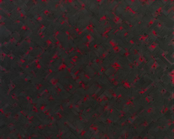 朴栖甫,《描法 No.901201》,1990。圖/索卡藝術提供。