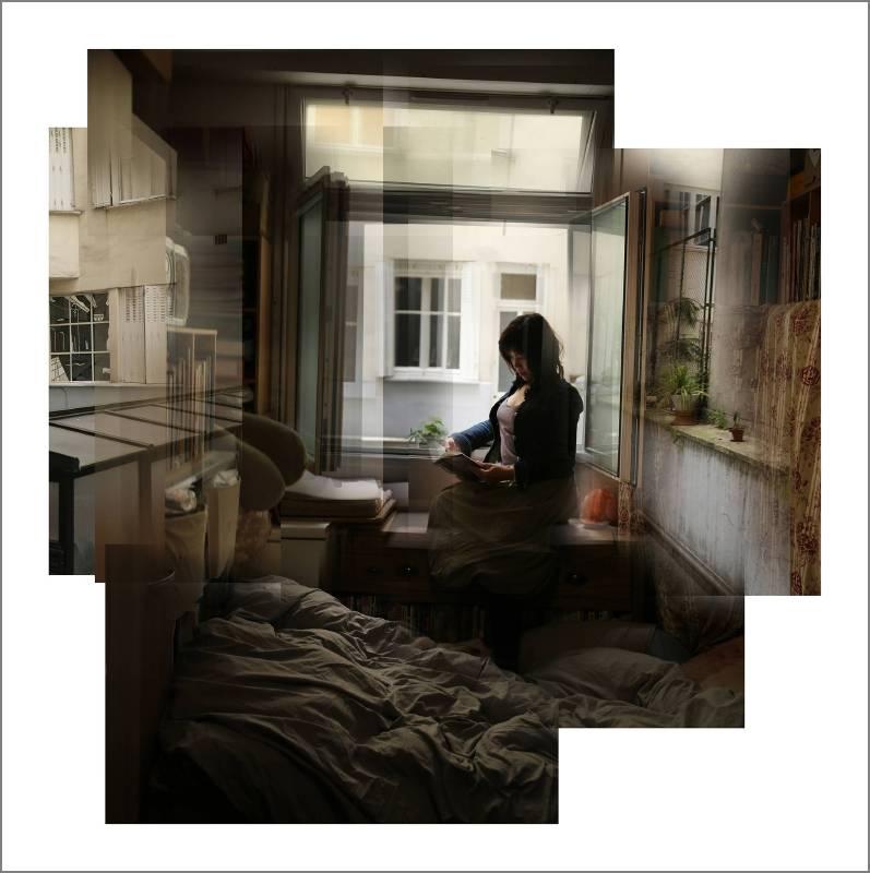 張仲良, 窗.明鏡透視 no.38, littéraire-lis des airs, 2015