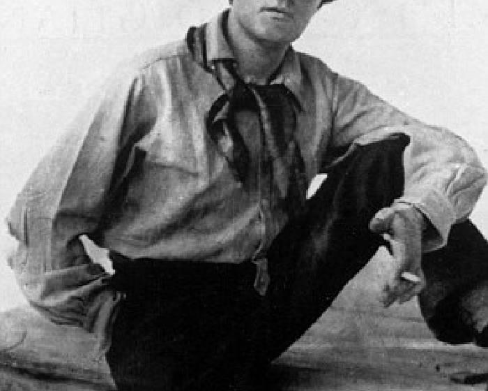 7月12日 Amedeo Modigliani 生日快樂!