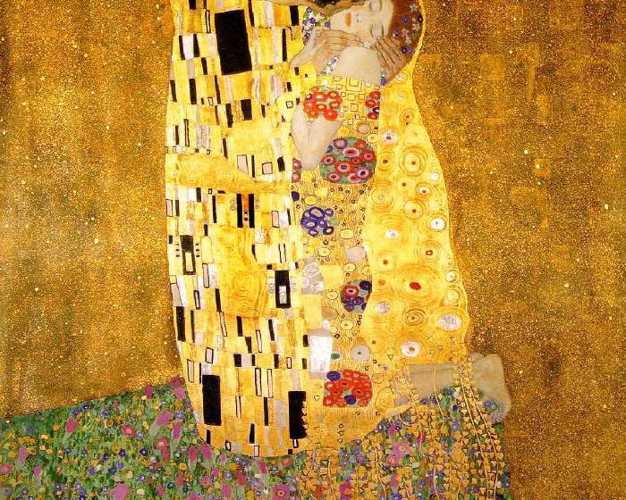 07月14日 Gustav Klimt 生日快樂!