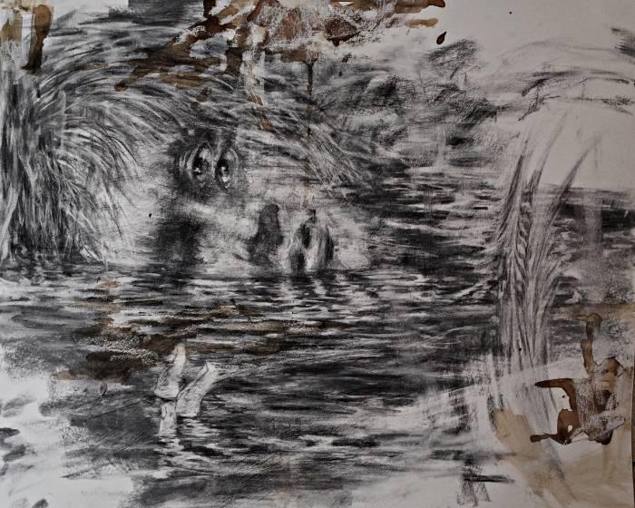科元藝術中心【水古 月 • 痕 】邱掇 • 趙璐嘉 2015 雙個展