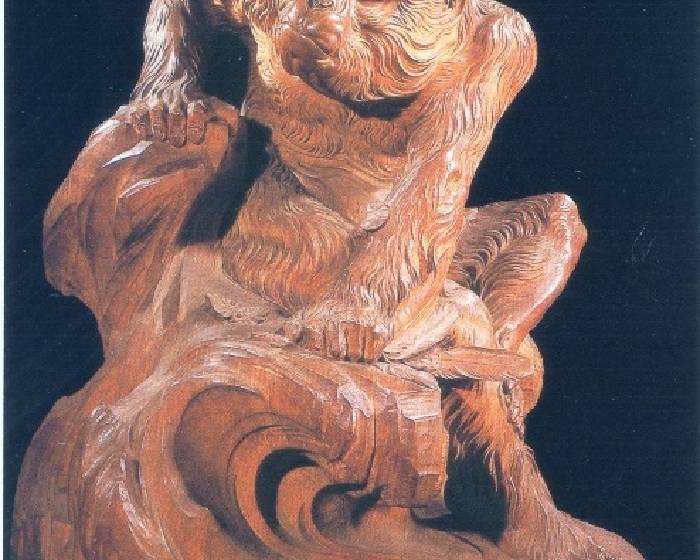 三義木雕博物館【日本國寶•高村光雲名作「老猿」的研究及竹田光幸木雕展新作介紹】