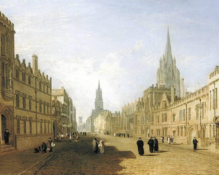 英國博物館公開募款  成功挽留透納畫作
