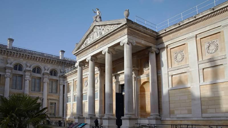 英國艾許莫林博物館。圖/取自Art Fund。