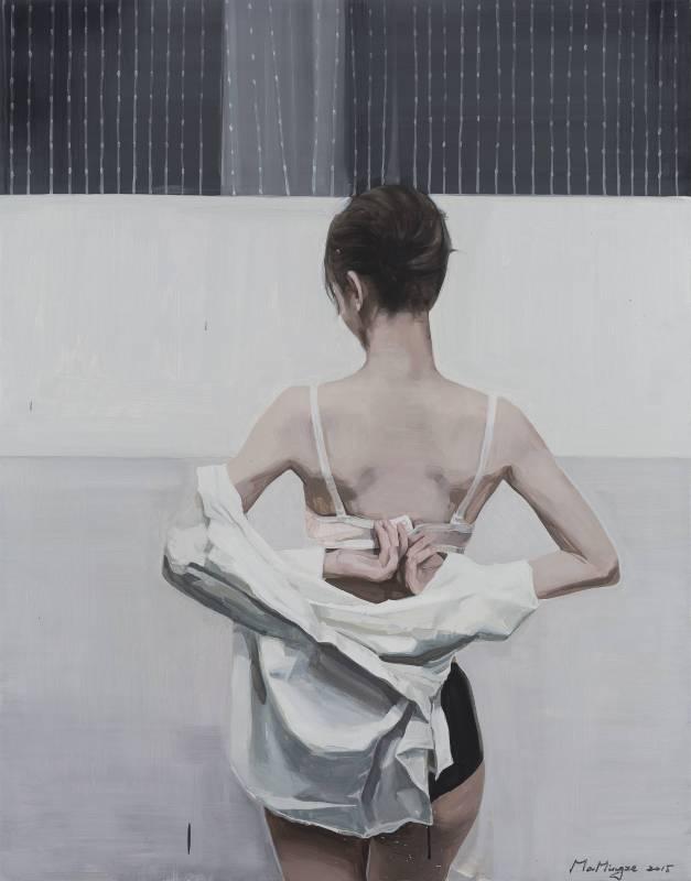 馬銘澤,《321》,2015。