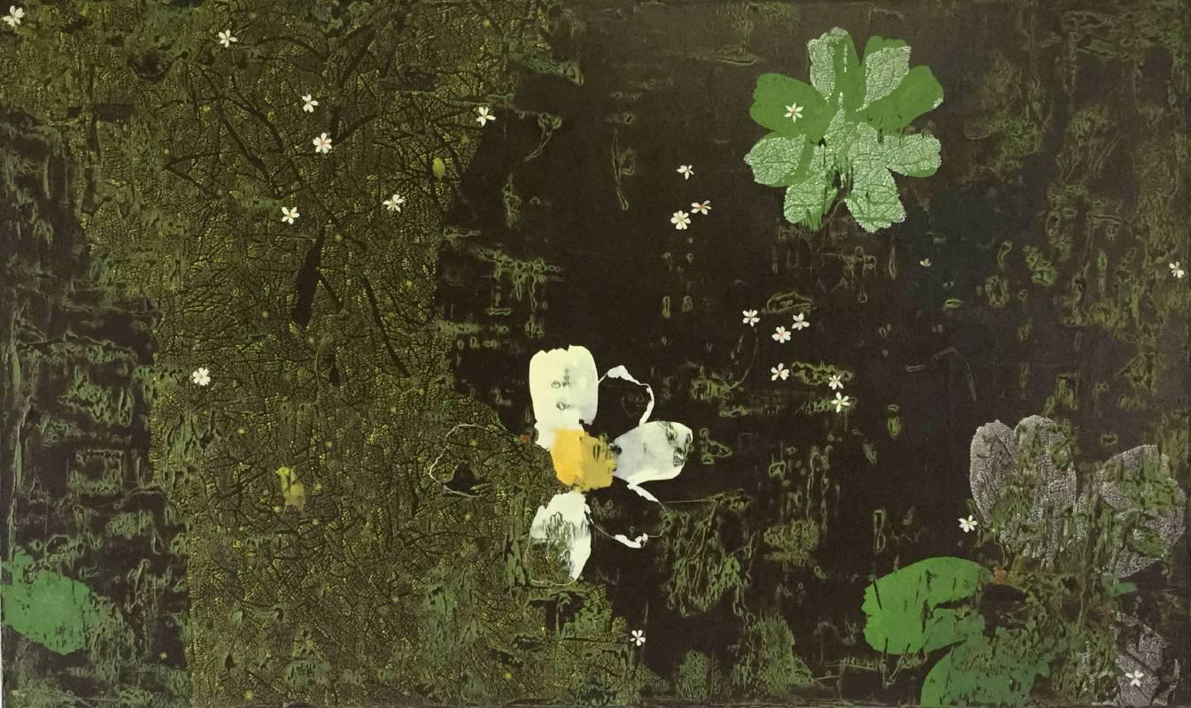 傅作新,《秘密花園》,2015。