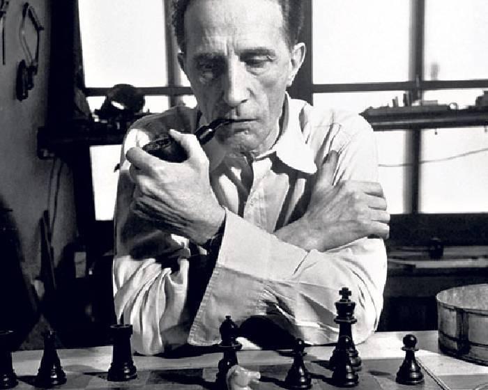 07月28日 Marcel Duchamp 生日快樂!