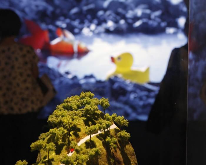當代世界的思索 王俊傑「冷漠的賽拉薇」