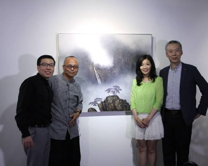串藝術 2GatherArt:【中國散子油畫】2GatherArt台灣巡迴展