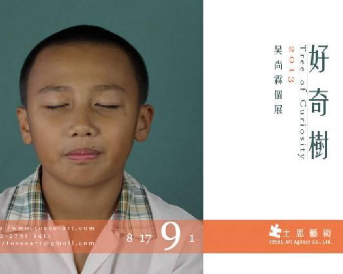 土思藝術【好奇樹】2013吳尚霖個展