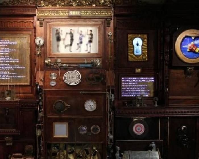 耿畫廊【城市的影像多寶閣】涂維政個展