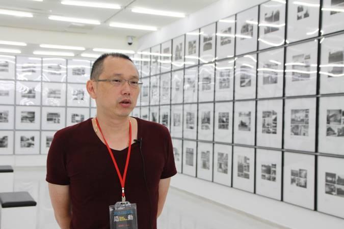 姚瑞中《海市蜃樓:台灣閒置公共設施攝影計劃》。圖/非池中藝術網攝。