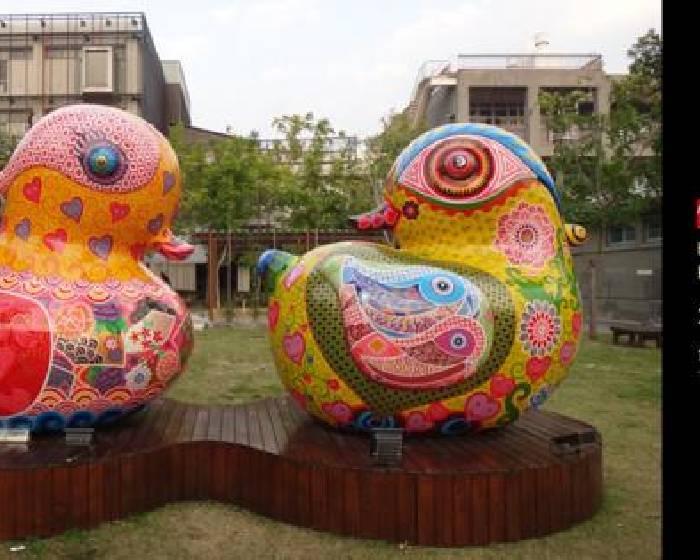 大河美術 River Art【快樂動物派對】洪易個展