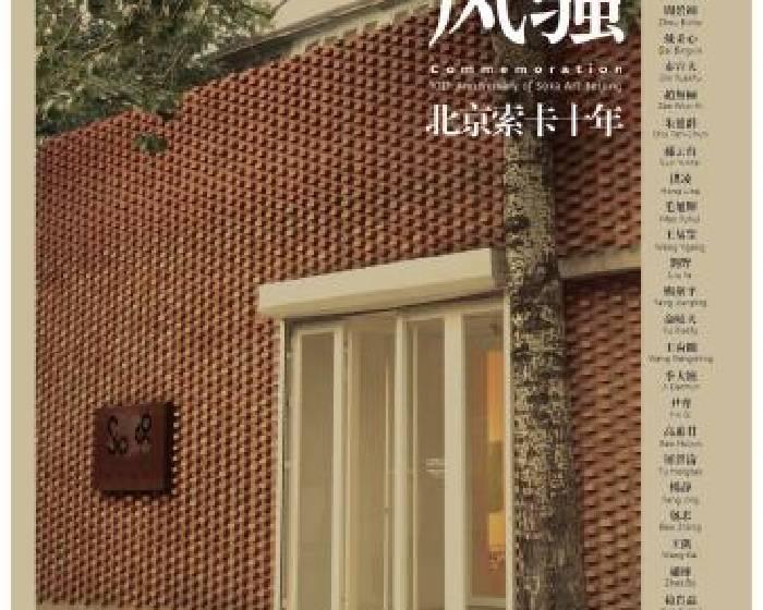 索卡藝術【引領風騷】北京索卡十年
