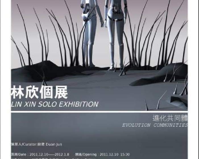 新時代畫廊【進化共同體】林欣個展