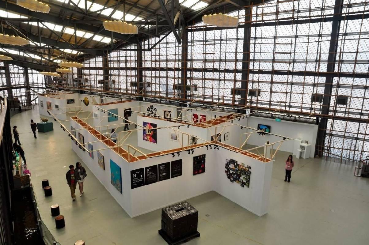 2013年藝術家博覽會全景
